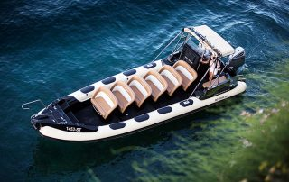 Riz Marine 900 speedboat