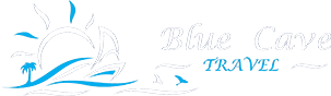 Blue Cave Trip Logo