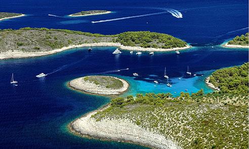 Paklinski islands 2